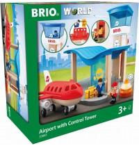 BRIO Bahn - Flughafen mit Tower