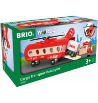 BRIO Bahn - Eisenbahn-Transporthubschrauber