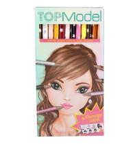 Depesche - TOPModel Buntstifteset, Haut- und Haartöne