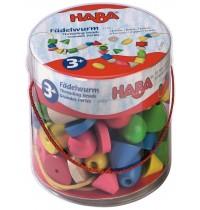 HABA® - Fädelwurm