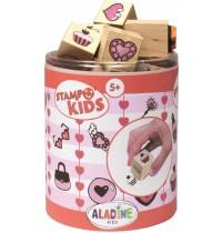 Aladine - Stampo Kids Herzen