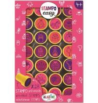 Aladine - Stampo Easy Prinzessinnen