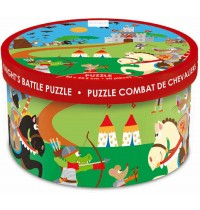 Scratch - Puzzle Ritter 60 Teile