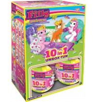 Dracco - Filly Unicorn 10-in-1