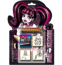 Multiprint - Monster High™ 3er Stempelset