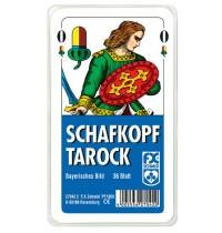 Ravensburger Spiel - Schafkopf - Tarockbayerisches Bild - Plastiketui