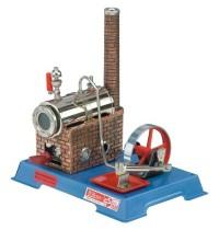 Wilesco D 6 - Dampfmaschine