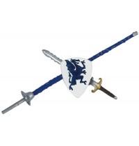 PAPO Ritter - 10 Schwerter und Schilde