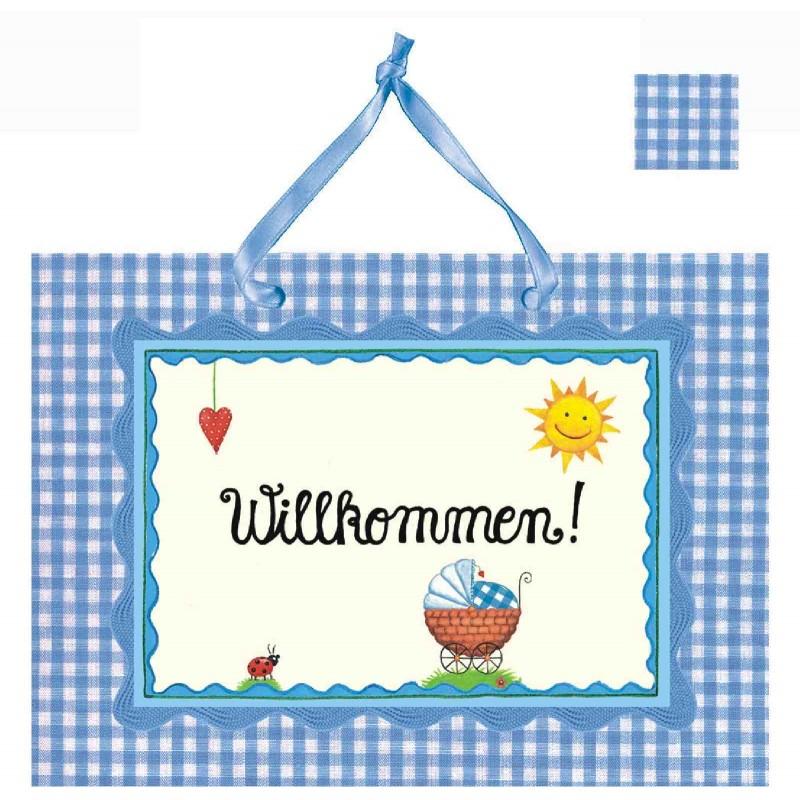 Coppenrath - Aufbewahrungsbox: Baby-Schatzkästchen - Willkommen!