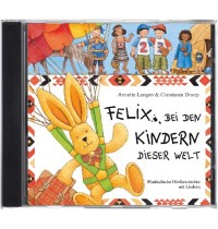 Coppenrath - CD Hörbuch: Felix bei den Kindern dieser Welt