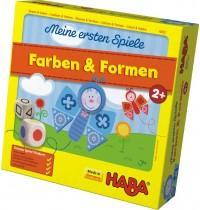 HABA® - Meine ersten Spiele - Farben & Formen