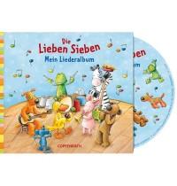 Coppenrath - CD Die Lieben Sieben - Liederalbum