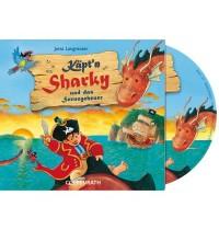 Coppenrath - CD Captn Sharky und das Seeungeheuer