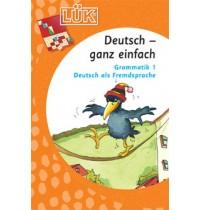 LÜK - Deutsch-ganz einfach 3