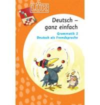 LÜK - Deutsch-ganz einfach 4