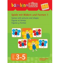 bambinoLÜK - Bilder und Formen Heft 1