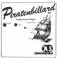 ABACUSSPIELE - Piratenbillard