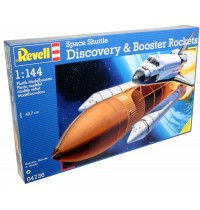 Revell - Space Shuttle Discovery + Booster Rockets