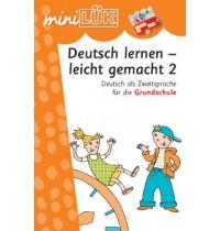 miniLÜK - Deutsch lernen - leicht gemacht 2