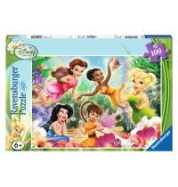 Ravensburger Puzzle - Meine Fairies, 100 XXL-Teile