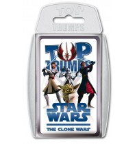 Winning Moves - Top Trumps Star Wars™ The Clones Wars