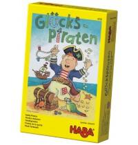 HABA® - Mitbringspiel mini - Glückspiraten