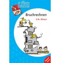 LÜK - Bruchrechnen 5/6 Doppelband