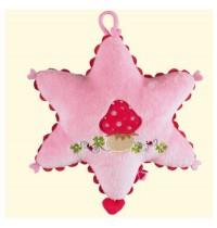 Die Spiegelburg - BabyGlück: Spieluhr Sternchen, rosa