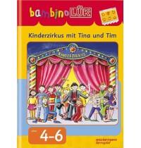 bambinoLÜK - Kinderzirkus mit Tina und Tim