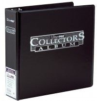 UltraPRO - Card Collector Album Schwarz