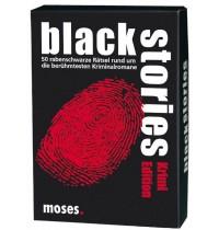 moses. - black stories Krimi Edition