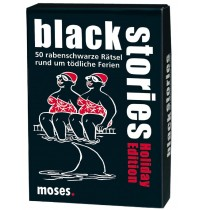moses. - black stories - Holiday Edition