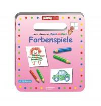 BilderbuchLÜK - Meine allererstes SpielLernBuch Farbenspiele