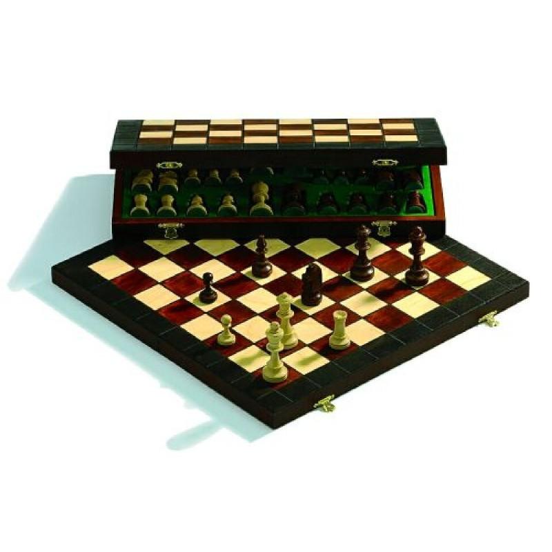 Schachkassette Fischer, Feld 40 mm