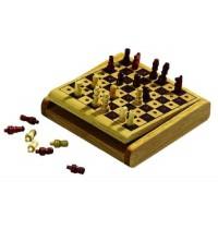 Schach mini, Steckspiel