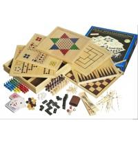 Philos - Holz-Spielesammlung 100