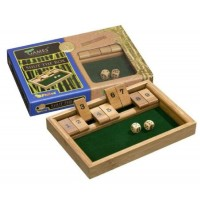 Philos - Shut The Box 9er, Bambus