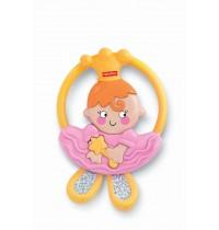 Fisher Price® - Ballerina und Zauberfee Rassel, sortiert
