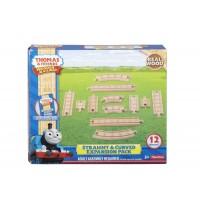 Thomas & seine Freunde™ Holzeisenbahnen - Schienen und Kurven Set