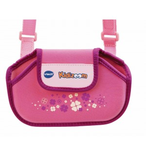 VTech - Kiditronics Zubehör - Kidizoom Touch Tragetasche pink