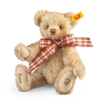 Steiff - Geschenkideen für Erwachsene - Celebration Teddybär, blond, 27cm