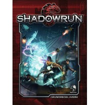 Pegasus - Shadowrun Regelbuch, 5. Edition Hardcover