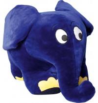 Schmidt Spiele Plüsch - Die Sendung mit dem Elefant - Elefant - XXL, 55cm