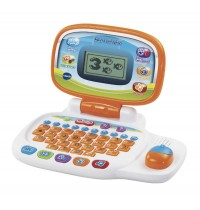 VTech - Ready, Set, School Lerncomputer - Mein Lernlaptop orange