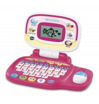 VTech - Ready, Set, School Lerncomputer - Mein Lernlaptop pink