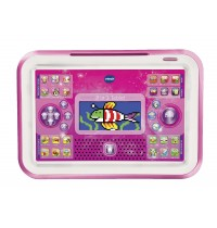 VTech - Aktion Intelligenz - 2 in 1 Tablet pink