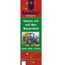 Arena Verlag - Bandolino Set 53 - Komm mit auf den Bauernhof
