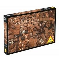 Piatnik - Schokolade, 1000 Teile