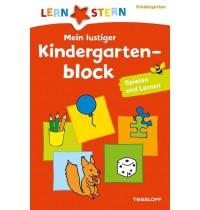 Tessloff - Lernstern - Mein lustiger Kindergartenblock - Spielen und Lernen