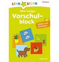 Tessloff - Lernstern - Mein lustiger Vorschulblock - Zählen und Schreiben